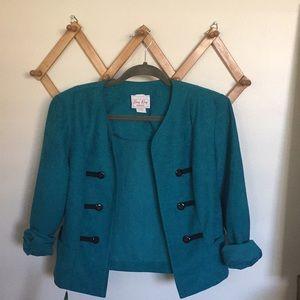 VINTAGE Berg-Ray Ladies Union Jacket Cardigan Sz10